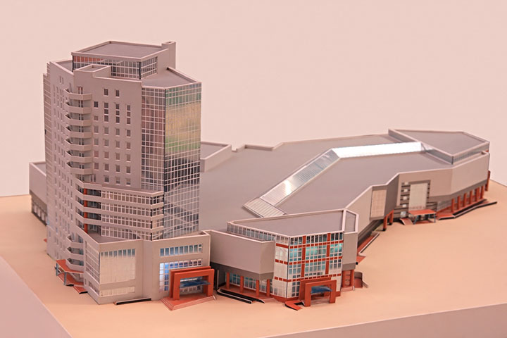 Commercial Scale Model